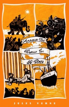 Jules Verne - Around the World in 80 Days [eKönyv: epub, mobi]