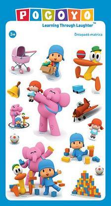 Zinkia Entertainment - Pocoyo matricacsomag - Játékok
