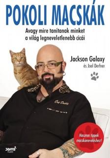 Jackson Galaxy - Pokoli macskák [eKönyv: epub, mobi]