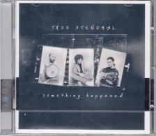 SOMETHING HAPPENED/ÚJRAKIADÁS/ CD TRIO STENDHAL