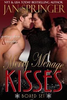 Springer Jan - Merry Menage Kisses Boxed Set [eKönyv: epub, mobi]