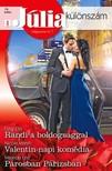 Lucy Ellis, Nicola Marsh, Miranda Lee - Júlia különszám 79. kötet - Randi a boldogsággal, Valentin-napi komédia, Párosban Párizsban [eKönyv: epub, mobi]