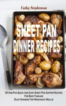 S.C. Stephens - Sheet Pan Dinner Recipes [eKönyv: epub,  mobi]