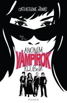 Catherine Jinks - Nina és az Anonim Vámpírok Klubja ###