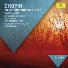 Chopin - PIANO CONCERTOS NOS. 1 & 2 CD VÁSÁRY, POGORELICH