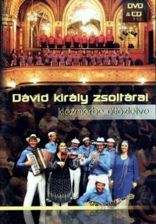 SABBATHSONG KLEZMER BAND - DÁVID KIRÁLY ZSOLTÁRAI  +
