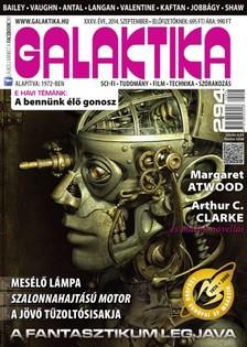 Burger István (főszerk.) - Galaktika 294 [eKönyv: pdf]