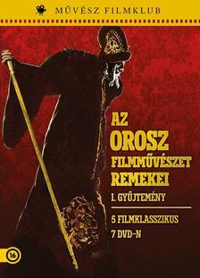 . - AZ OROSZ FILMMŰVÉSZET REMEKEI I. (5 FILM 7-N)