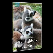 David Attenborough - Az emlősök élete 3. BBC - DVD
