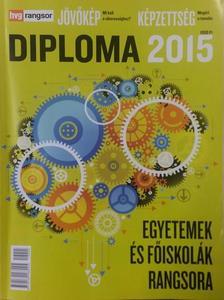. - DIPLOMA 2015 - HVG különszám