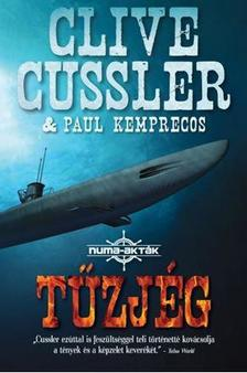 Clive Cussler - TŰZJÉG - NUMA-AKTÁK 3.
