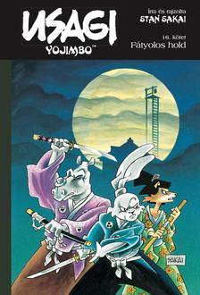 Stan Sakai - Usagi Yojimbo 16. Fátyolos hold