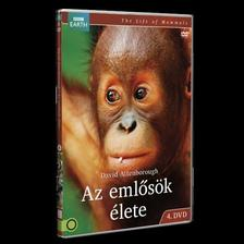 David Attenborough - Az emlősök élete 4. BBC - DVD