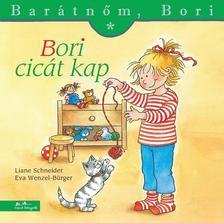 Liane Schneider - Annette Steinhauer - Bori cicát kap - Barátnőm, Bori