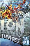 Bachs, Ramon, Thyme, Justin - Legion of Super-Heroes 50. [antikvár]