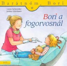 Liane Schneider - Annette Steinhauer - Bori a fogorvosnál - Barátnőm, Bori