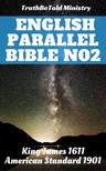 TruthBeTold Ministry, Joern Andre Halseth, King James - English Parallel Bible No2 [eKönyv: epub,  mobi]