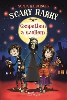 Sonja Kaiblinger - Scary Harry 1. - Csapatban a szellem [eKönyv: epub, mobi]