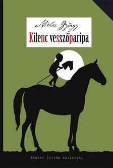 Méhes György - Kilenc vesszőparipa - vidám családregény