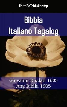 TruthBeTold Ministry, Joern Andre Halseth, Giovanni Diodati - Bibbia Italiano Tagalog [eKönyv: epub, mobi]