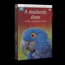 David Attenborough - MADARAK ÉLETE BBC - DÍSZDOBOZ - 4 -