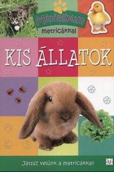- Kis állatok - Minialbum matricákkal