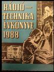 Stefanik Pál - Rádiótechnika évkönyve 1988 [antikvár]