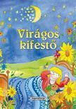 Varga Tamás (ill.) - Virágos kifestő<!--span style='font-size:10px;'>(G)</span-->
