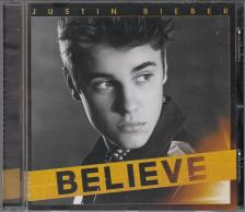 Justin Bieber - BELIEVE CD