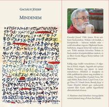 Gacsályi József - Mindenem - Összegyűjtött versek