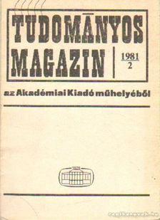 Tudományos Magazin 1981/2 [antikvár]