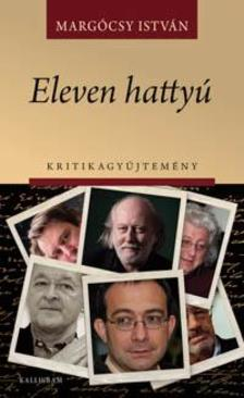 Margócsy István - Eleven hattyú