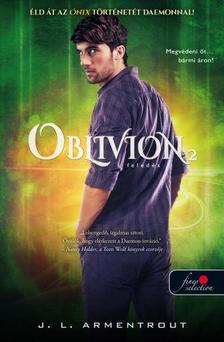 Jennifer Armentrout - Oblivion 2. - Feledés (Luxen Daemonnal) - KÖTÖTT