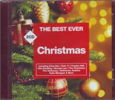 THE BEST EVER CHRISTMAS 2CD