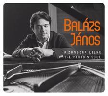 Balázs János - A zongora lelke - CD