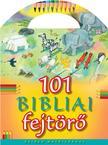 Bethan James - Honor Ayres - 101 BIBLIAI FEJTÖRŐ színes matricákkal