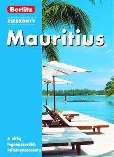 . - MAURITIUS - BERLITZ ZSEBKÖNYVEK