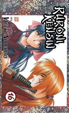 Vacuki Nobuhiro - Ruróni Kensin 16.