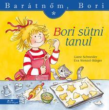 Liane Schneider - Annette Steinhauer - Bori sütni tanul - Barátnőm, Bori
