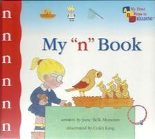 """MONCURE, JANE BELK - My """"n"""" Book [antikvár]"""