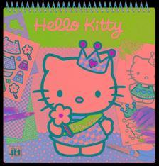 - Hello Kitty - kreatív matricás színező 25x25