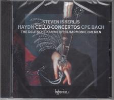 HAYDN,MOZART,C.P.E.BACH - CELLO CONCERTOS,CD