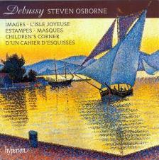 DEBUSSY - IMAGES,ESTMPES...,CD