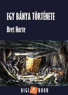 BRET HARTE - Egy bánya története [eKönyv: epub, mobi]