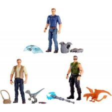 - Jurassic World alap figurák - 6 féle