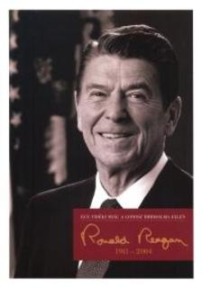 Egy vidéki srác a gonosz birodalma ellen - Ronald Reagan (1911-2004)