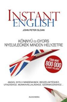 SLOAN, JOHN PETER - Instant English