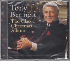 - THE CLASSIC CHRISTMAS ALBUM CD TONY BENNETT