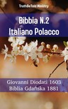 TruthBeTold Ministry, Joern Andre Halseth, Giovanni Diodati - Bibbia N.2 Italiano Polacco [eKönyv: epub,  mobi]