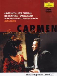 Bizet - CARMEN  DVD